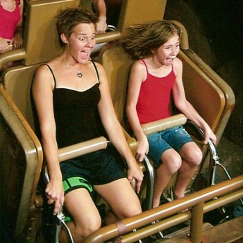 First Roller Coaster