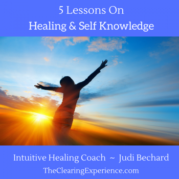 2018-02-18 - 5 Lessons on Healing and Self-Knowledge