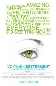 voyage to betterment poster