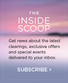 inside scoop mailing list signup