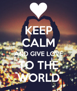 keep-calm-and-give-love